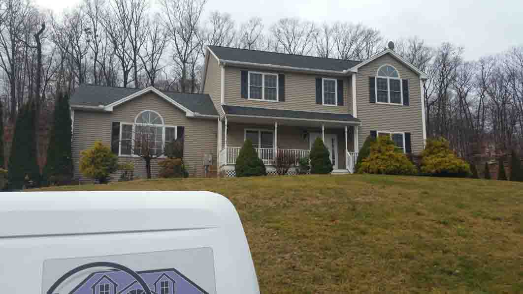 Home Inspected in Farmington, CT